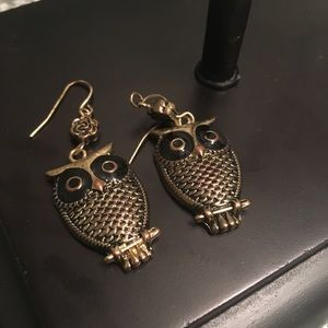 Jewelry - Owl Earrings